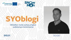 Snowman-hanke auttaa yrityksiä uudistamaan toimintaansa. Syoblogi.