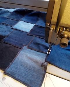 Piece of Jeans -mallisuoja.