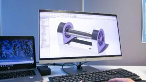 CAD-tekniikan verkkokoulutus.