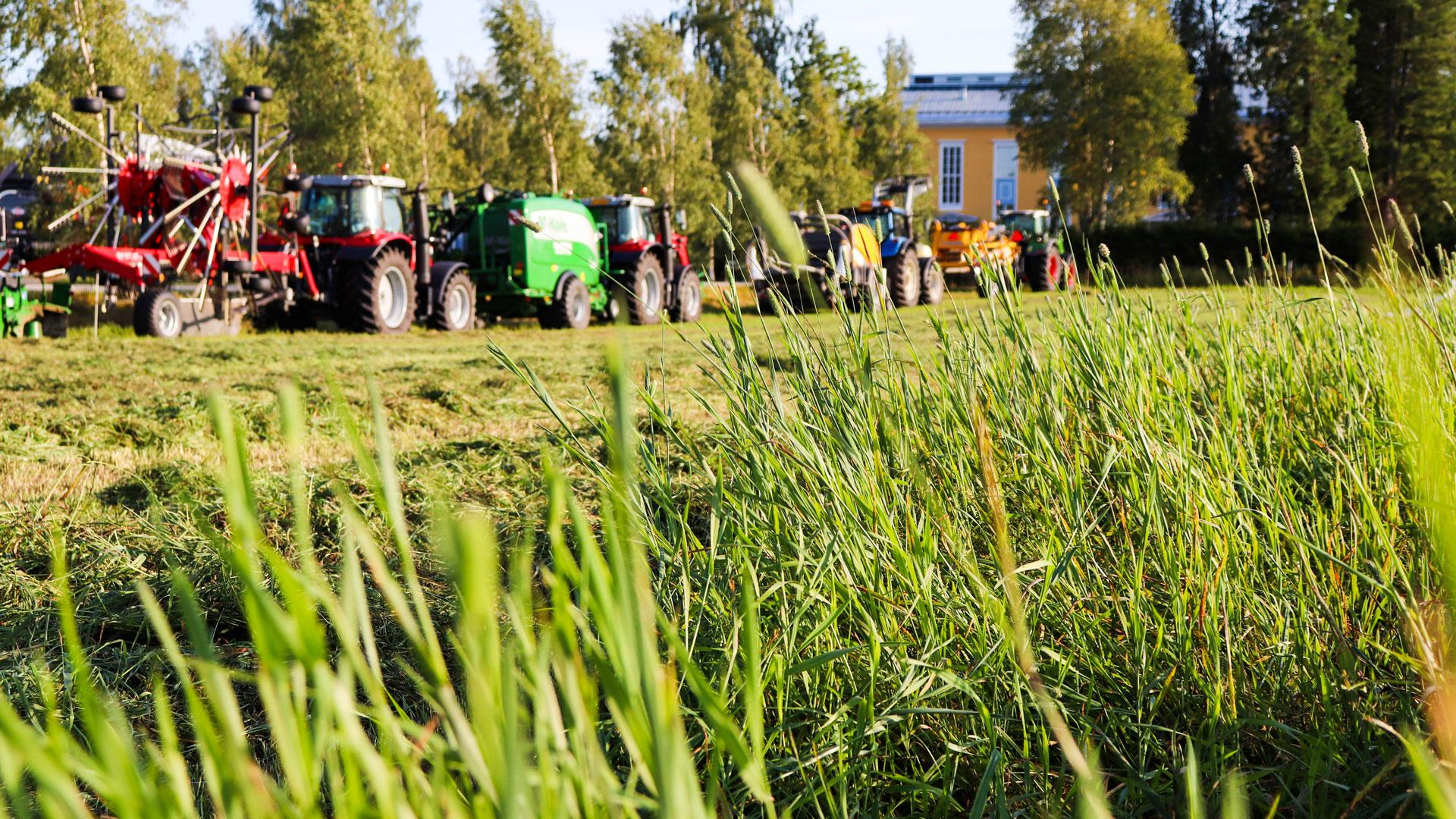 Koulutukset maatilayrittäjille ja heidän sidosryhmilleen.