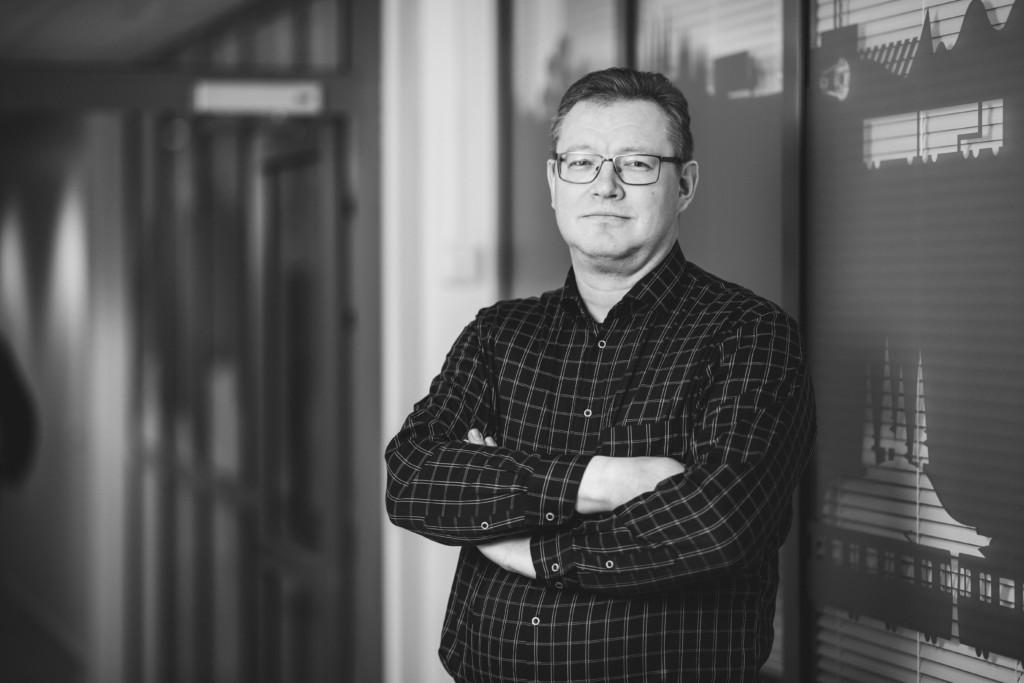 Heikki Syrjälä.