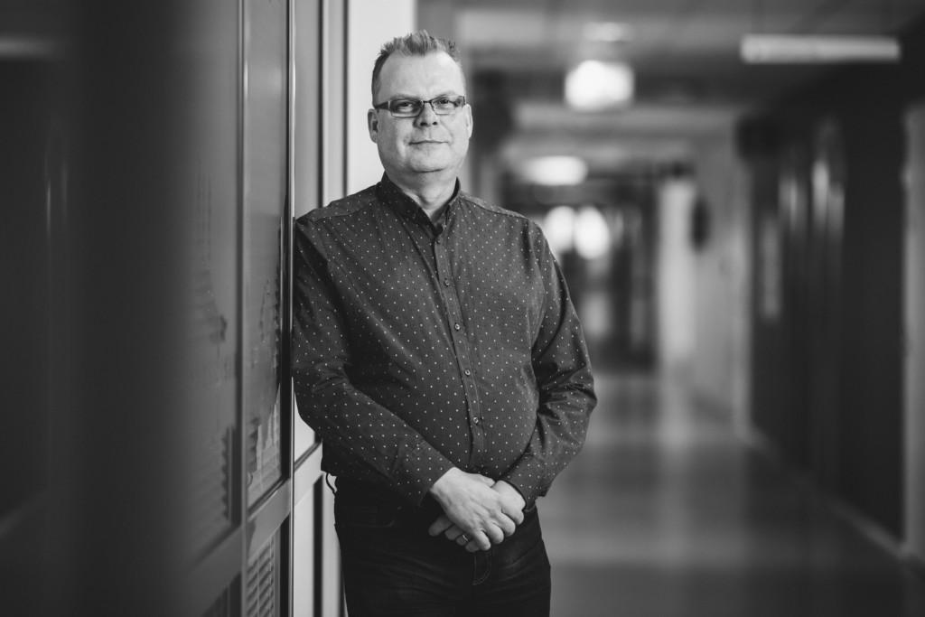 Jukka Hokkanen.