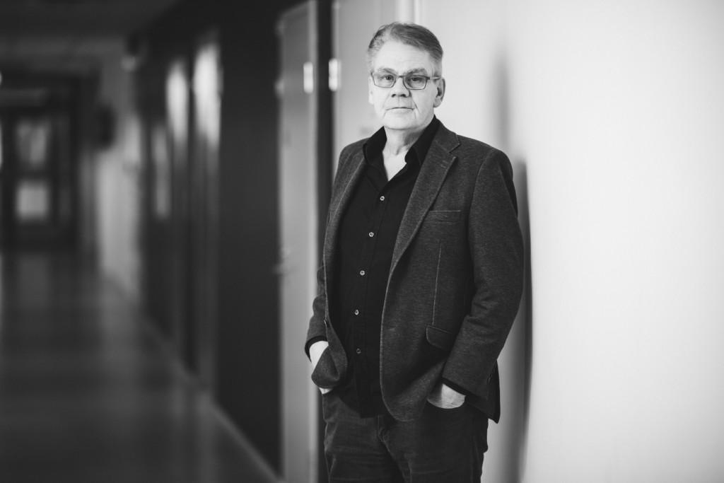 Paavo Tuohimäki.