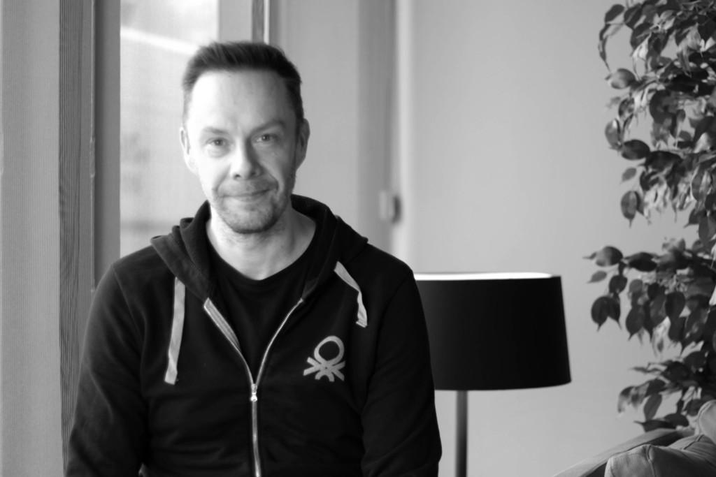Tapio Saunamäki.