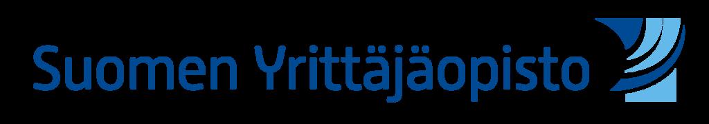 Suomen Yrittäjäopiston logo.