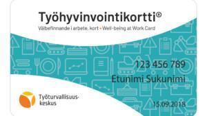 Työhyvinvointikorttikoulutuksen voit suorittaa verkko-opintoina