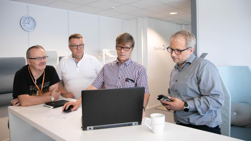 Yhteishankintakoulutukset Pohjois-Karjalassa, Suomen Yrittäjäopisto.
