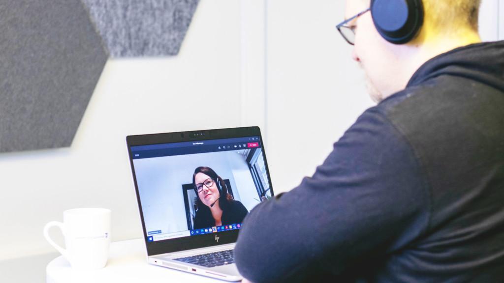 Vuorovaikutteiset webinaarit ovat osa YritysneuvojakoulutusWEBiä