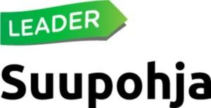 Leader Suupohjan logo.
