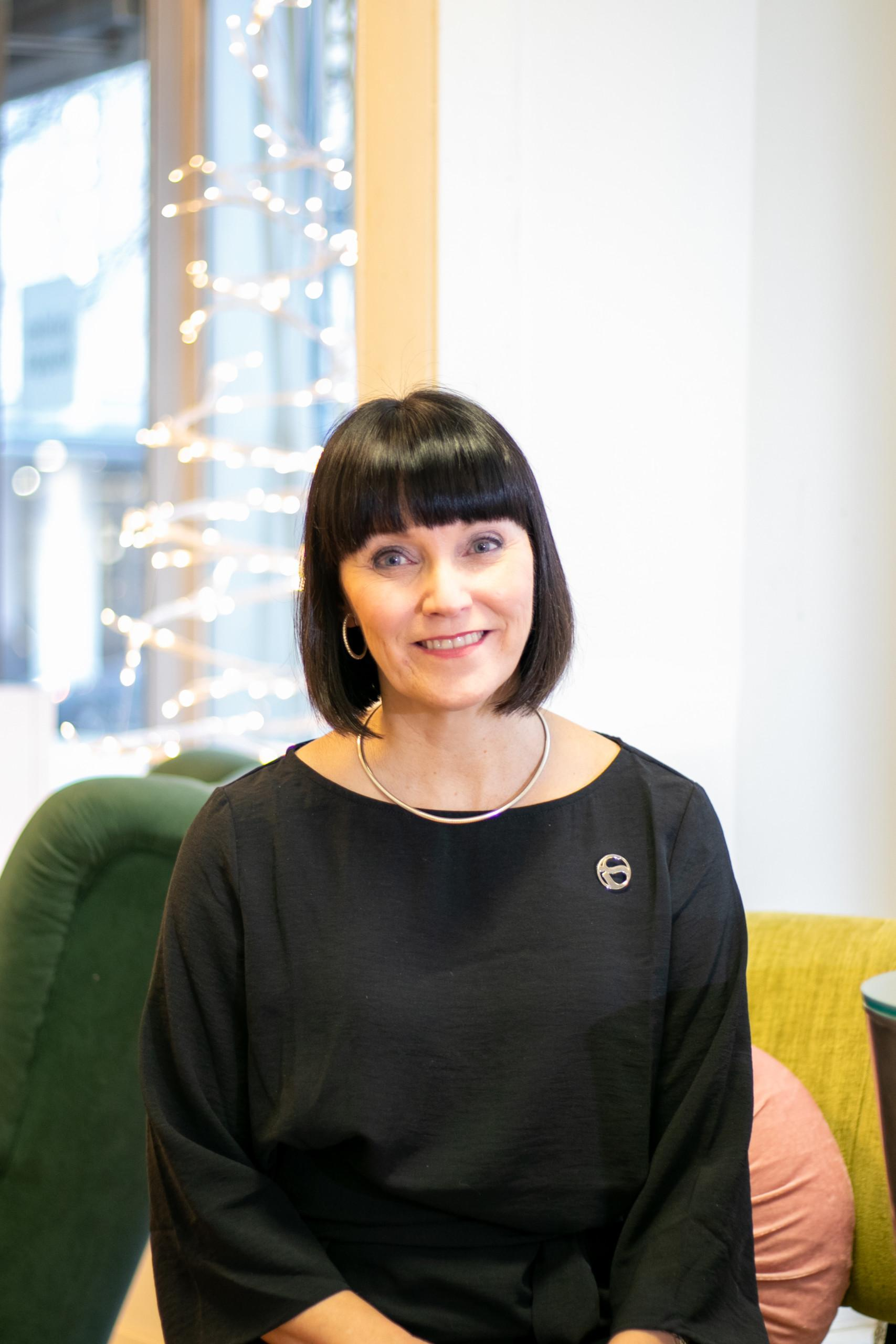 Susanna Viljanmaa-Passinen.
