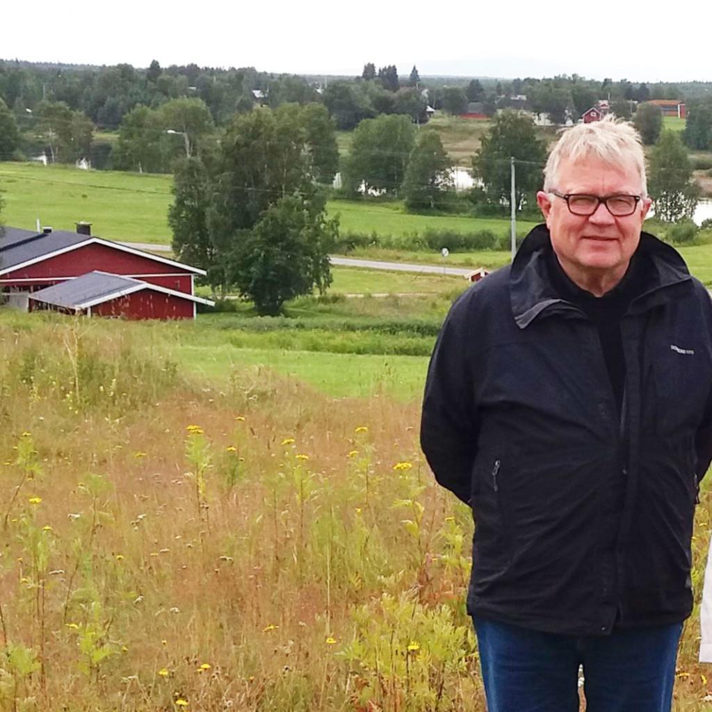 Maatilavalmentaja Heikki Kangas