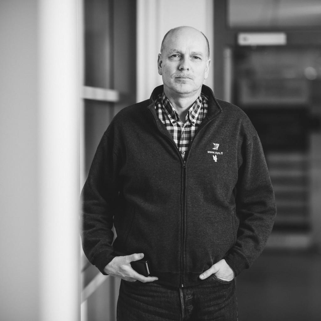 Maatilavalmentaja Ilkka Raukola