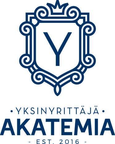 Yksinyrittäjäakatemian logo