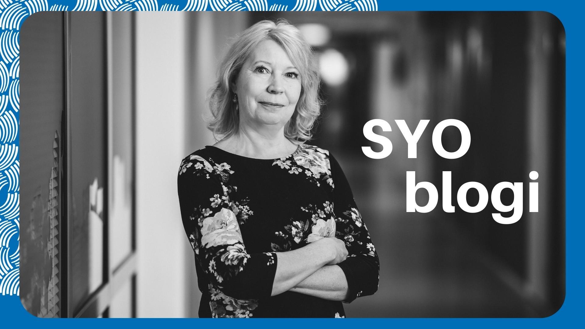 Tiina Jokiniemi kirjoittaa SYOblogissa merkonomikoulutuksesta