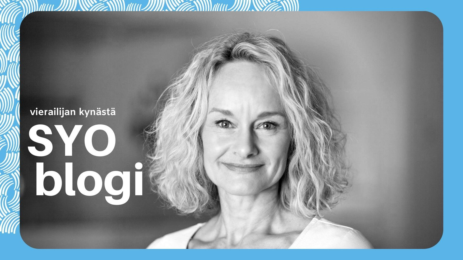SYOblogin vierailijana Helena Lehkonen