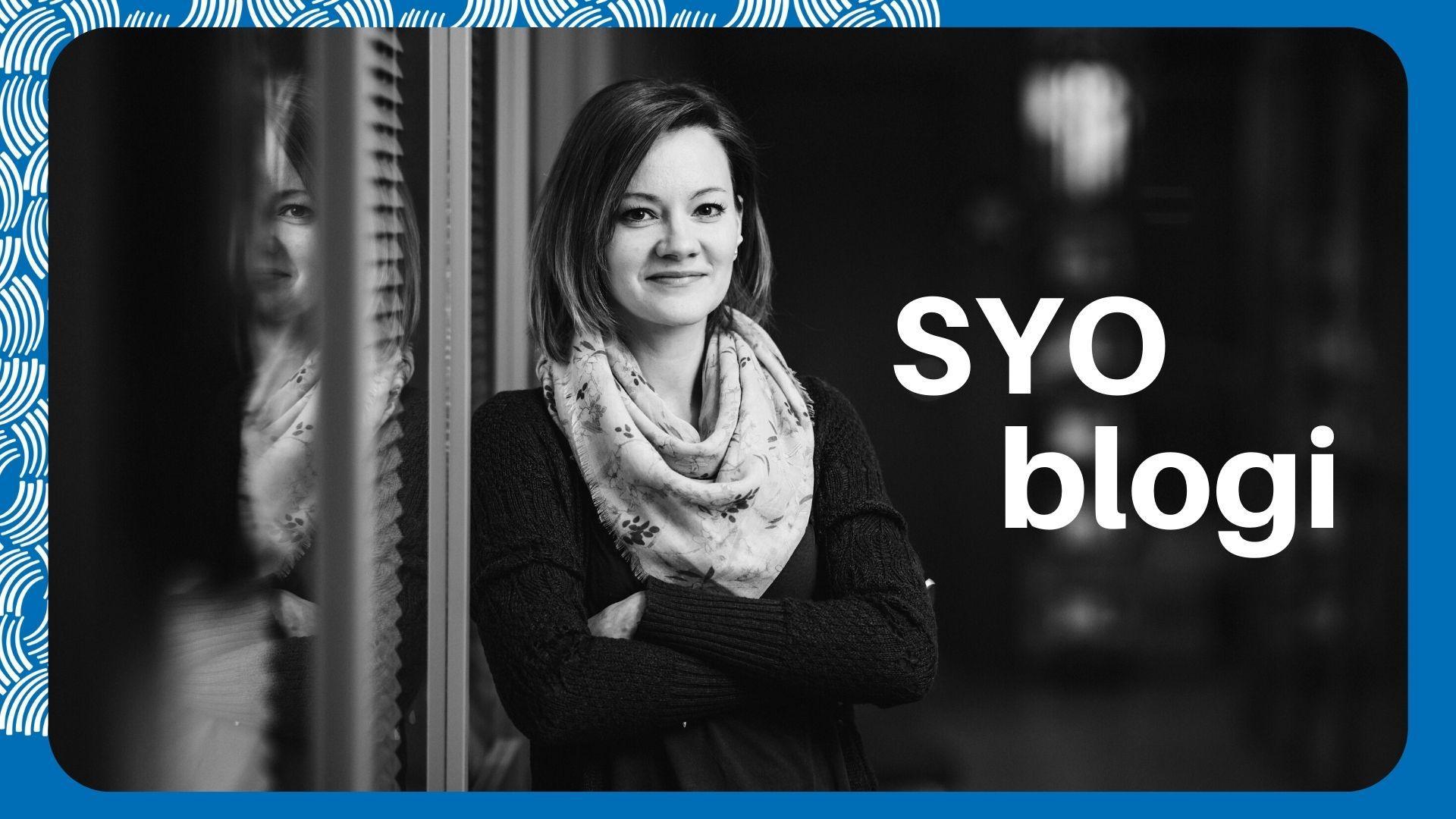 Heli Kärnä kirjoittaa SYOblogissa tarinallistamisen hyödyntämisestä palvelukokemuksen tehostajana