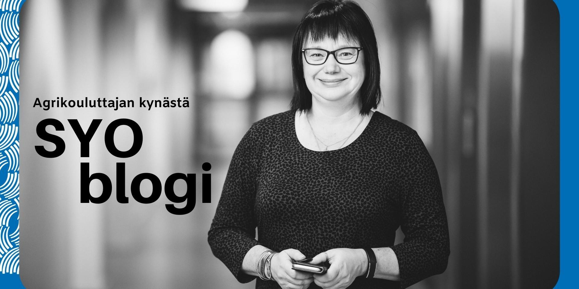 Minna Rintamäki kirjoittaa motivaation merkityksestä
