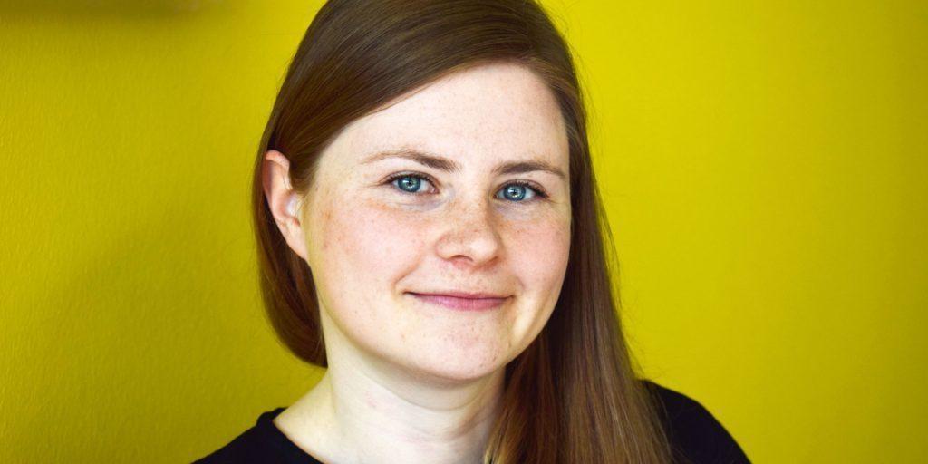 Laura Kortelainen.