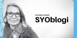 Marion Prange kirjoittaa SYOblogissa opiskelijatarinaansa
